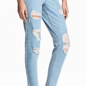 H&M Jeans - H&M Coachella Boyfriend Jeans